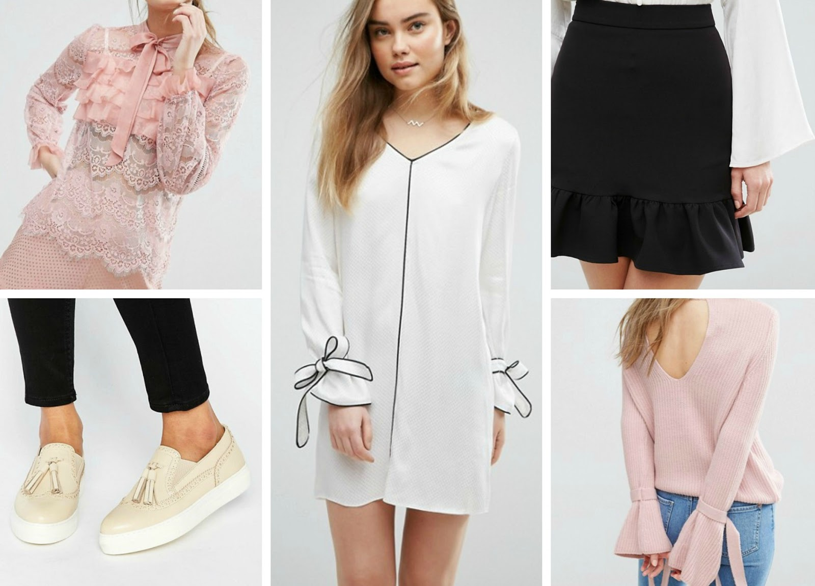 Almost Autumn ASOS Wishlist | Cate Renée