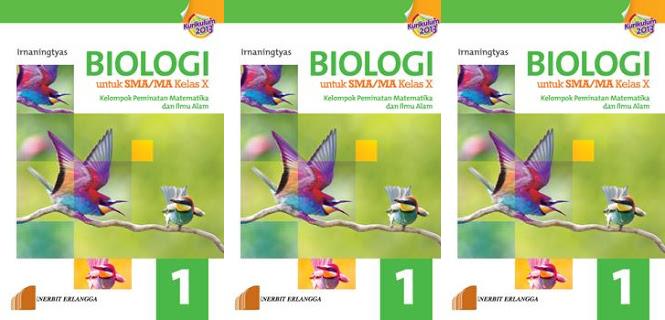 Soal Uji Kompetenesi Materi Virus Buku Elangga Kelas 10 dan Pembahasannya