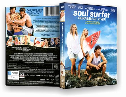 Soul Surfer – Coragem de Viver (2011) DVD-R OFICIAL