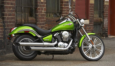 2007kawasaki Vulcan 900 Custom Manual