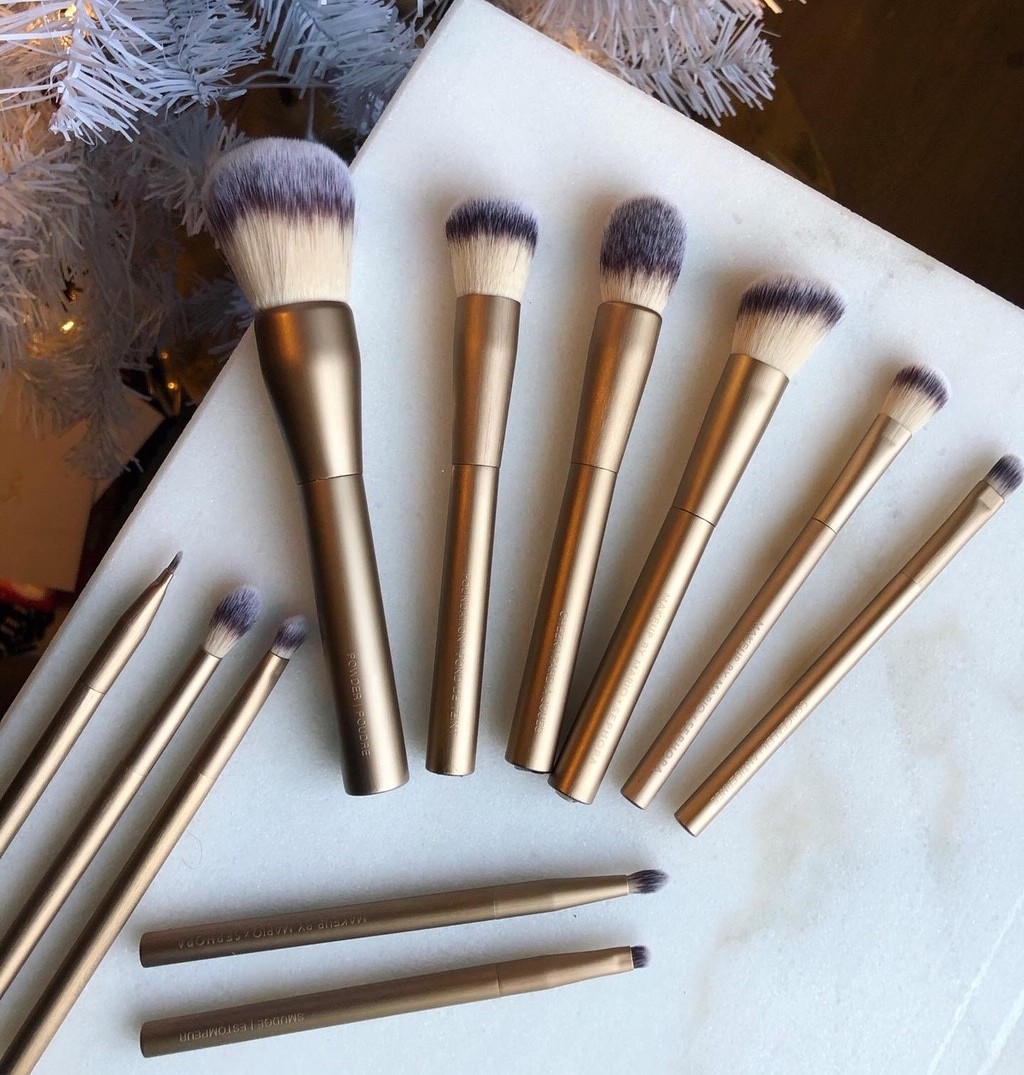 Makeup by Mario Sephora Collection Brushes: A quick review
