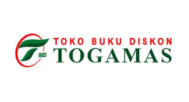Lowongan Kerja SMK Surabaya Toko Buku Togamas Agustus 2020