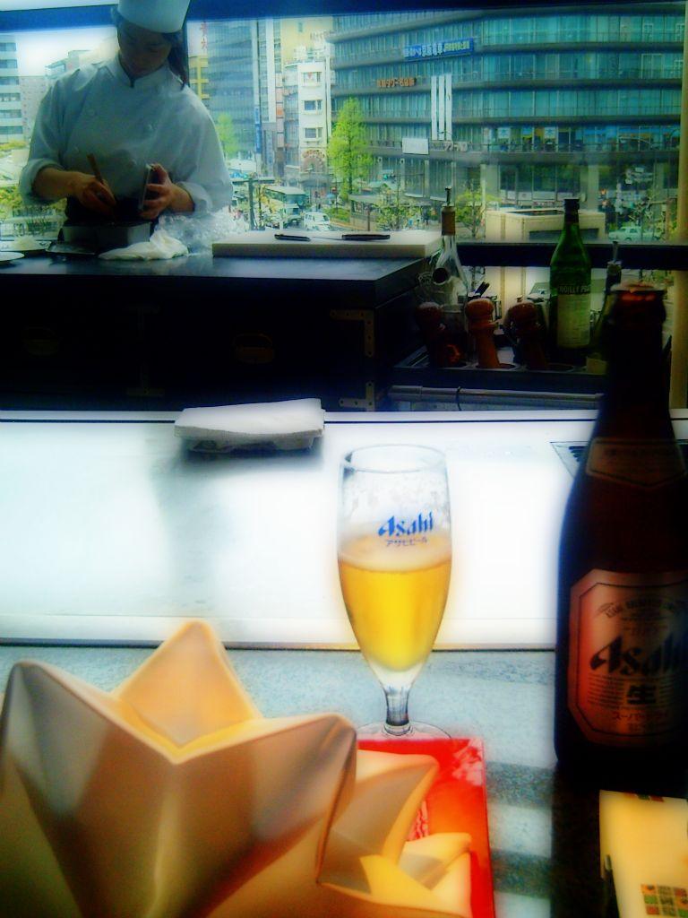 teppanyaki en Kyoto