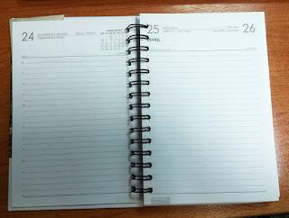 Το νέο μου ημερολόγιο 2020 στη δουλειά
