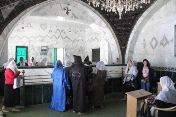 إعادة فتح مقام النبي هابيل أمام الحجاج والسياح..بعد سنوات من إغلاقه.