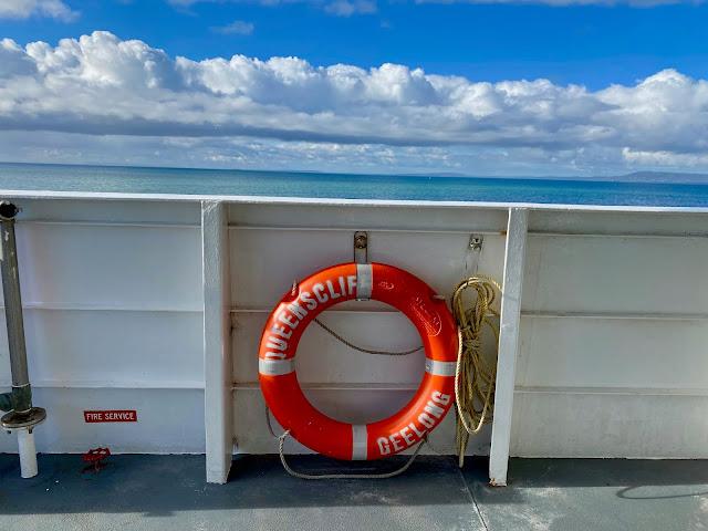 sea ferry Sorrento to Queenscliff