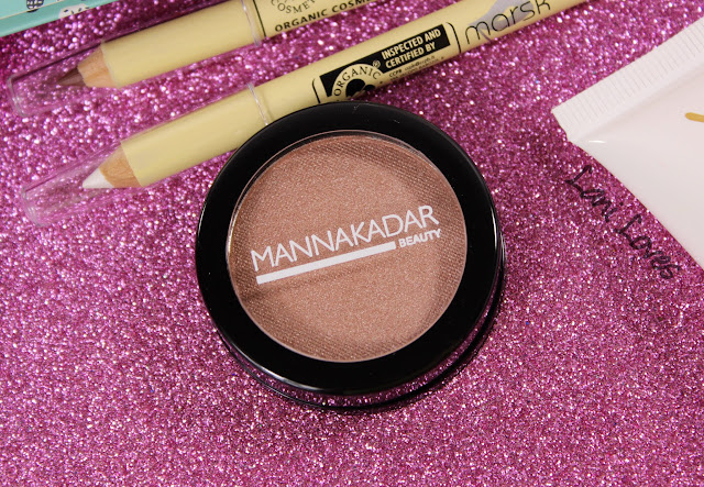 Manna Kadar Fantasy 3-in-1 Blush Highlighter Eyeshadow swatches & review