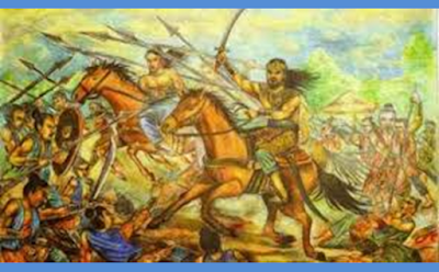 Mantri Lěs Dan Beleteng Panglima Perang Majapahit Dalam Invasi Ke Sunda