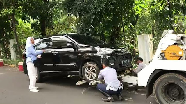 Kasus Mobil Ratna, Anies sebut Warisan Ahok, 'Pegawai Takut kepada Atasan'