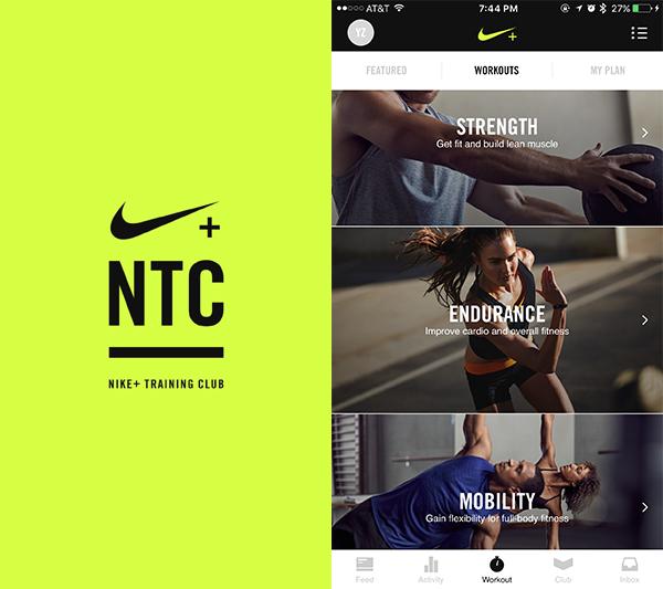 """قم بتنزيل Nike Training Club - تمارين وخطط لياقة 6.11.1 - برنامج تمرين """"Nike"""" لنظام الاندرويد"""