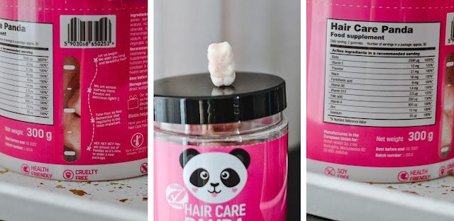 misie Hair Care Panda skład
