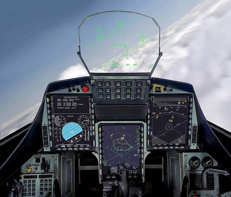 Jet Fighter Cockpit Pictures 50