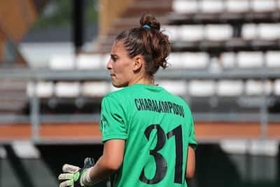 Νέο μέλος στο προπονητικό team της Ακαδημίας ποδοσφαίρου μας η κ.Χαραλαμπίδου Ελίνα!!