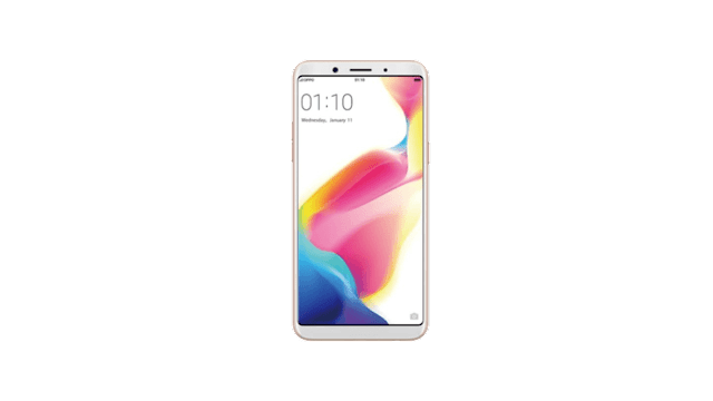 Firmware Oppo F5 Youth CPH1725