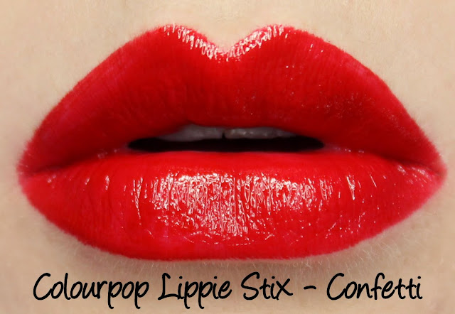 ColourPop Tuxedo Lippie Stix Swatches & Review