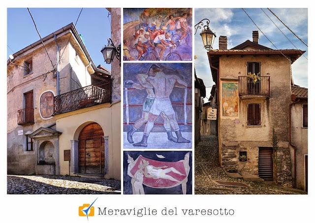 Paesi dipinti del varesotto