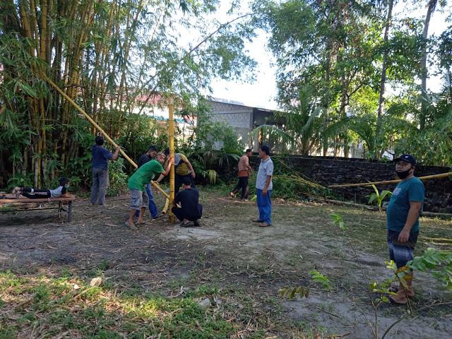 Besok Himpunan Warga Kabupaten Kampar Melaksanakan Pemotongan Hewan Qurban