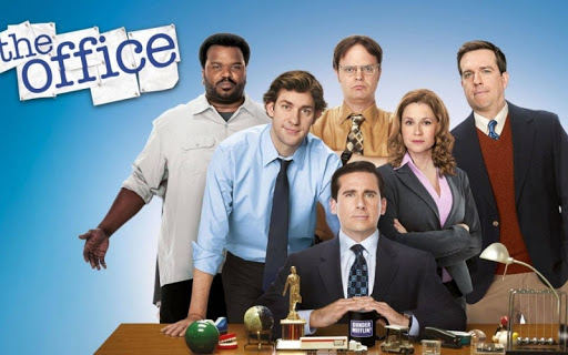 The Office - Temporadas 1-9 - Subtitulada, Latino - 1080p