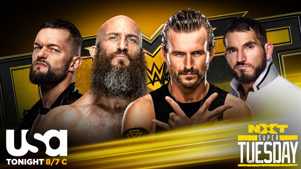 NXT Results - September 1, 2020