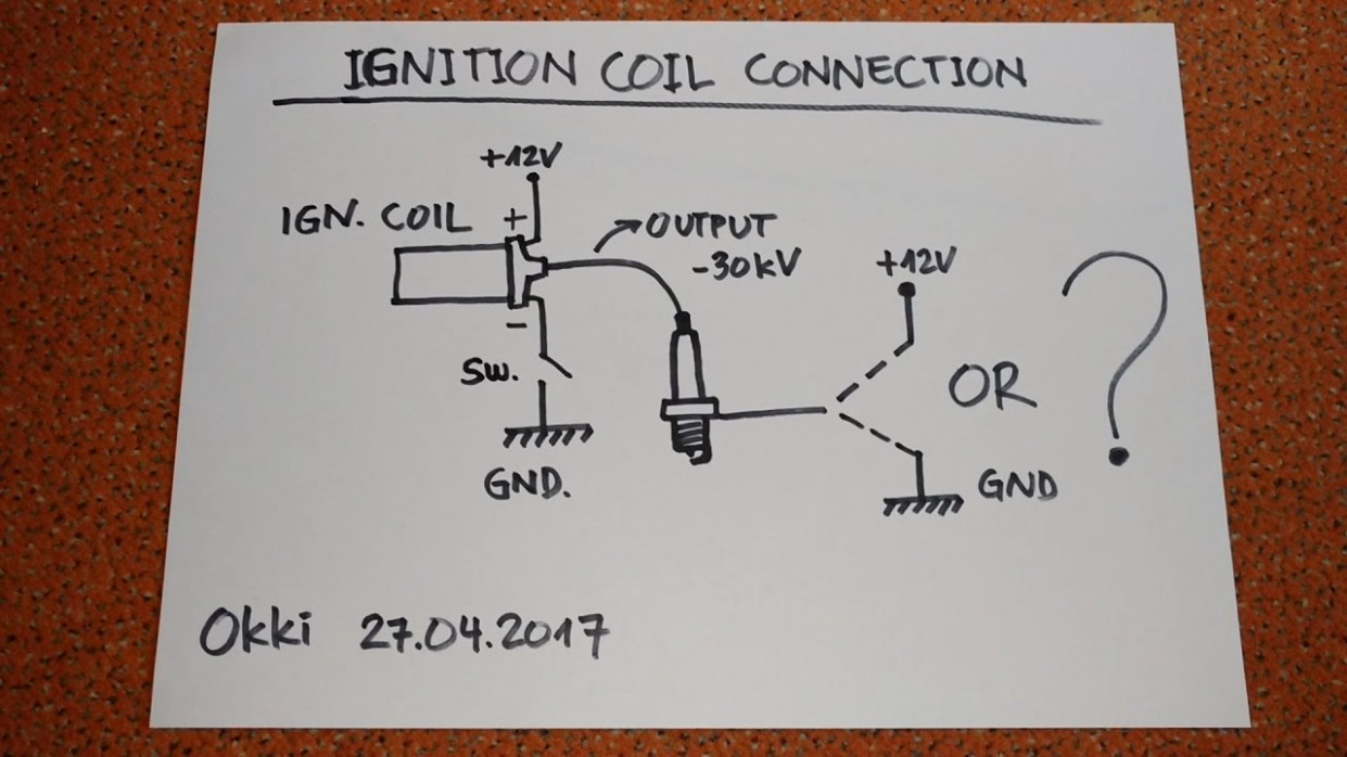Small Engine Ignition Coil Diagram - Free Image DiagramFree Image Diagram - blogger