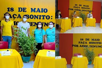 """OSC CEACRI promove mesa redonda com profissionais sobre o tema """"Faça Bonito: por amor, denuncie!"""""""