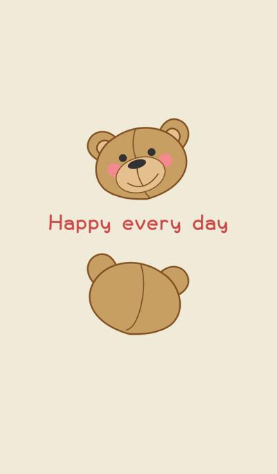 Simple teddy bear