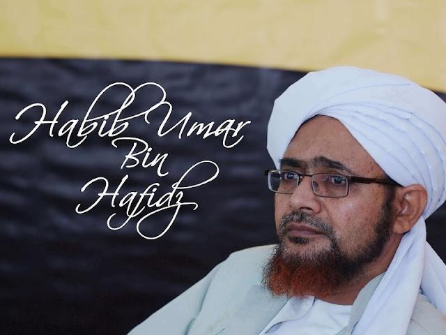Pesan Habib Umar bin Hafidz: Jangan Anggap Rendah Wanita yang Tak Berpakaian Islami