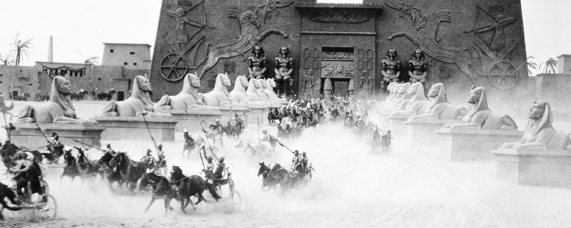 THE LOST CITY OF CECIL B DEMILLE