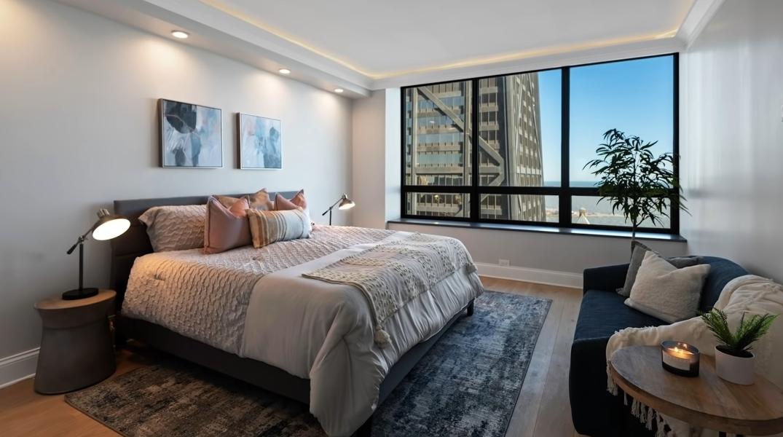 51 Interior Design Photos vs. 180 E Pearson St #3702, Chicago, IL Luxury Condo Tour