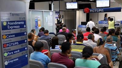 Novas regras para saque do FGTS e do PIS-Pasep