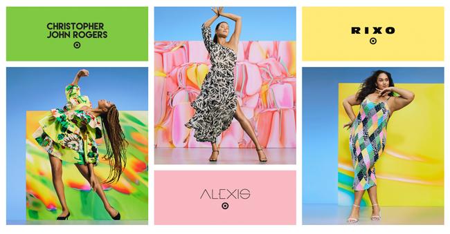 Target Designer Dress Collection spring 2021