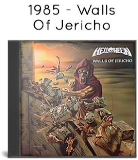 1985 - Walls Of Jericho