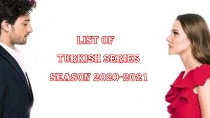 Turkish Series in 2021