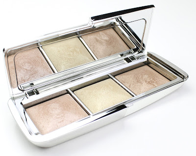 Hourglass Ambient Metallic Strobe Lighting Palette review swatches