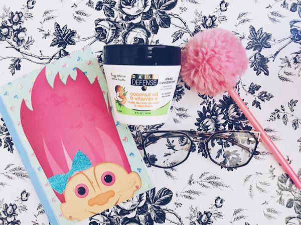 Dollar Tree Beauty Test: Daily Defense Coconut Oil & Vitamin E Deep Conditioner
