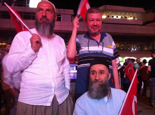 Κωνσταντινούπολη: Το κίνημα της πλατείας