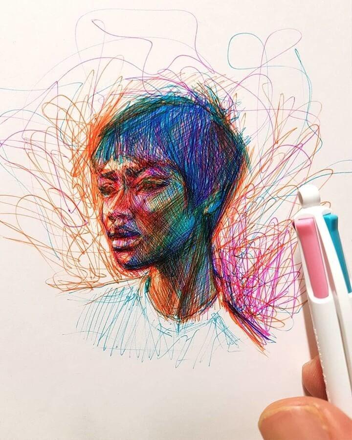 06-Alberto-Russo-Scribble-Drawings-www-designstack-co
