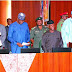 16 Governors, Service Chiefs At Risk After Meeting Abba Kyari