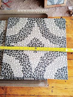 Gambar Keramik Motif Batu Alam Koral Sikat 4