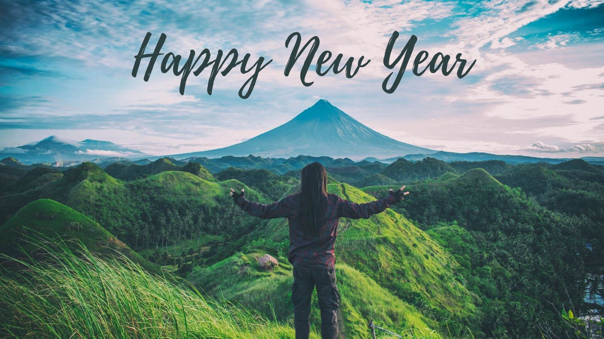 Happy New Year Image from Hill