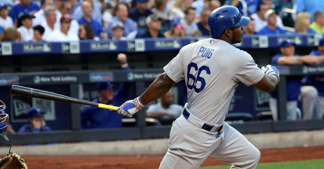 Los Dodgers no se han rendido por completo con Yasiel Puig y un regreso al equipo grande sigue siendo una posibilidad si el equipo no logra un cambio.