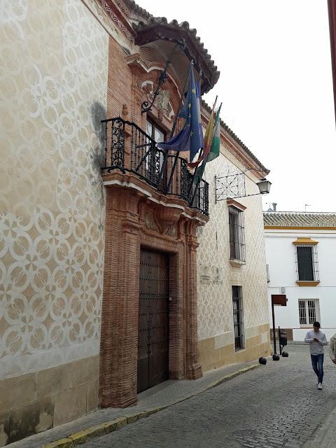Casa Palacio Actual Casa de la Cultura Carmona