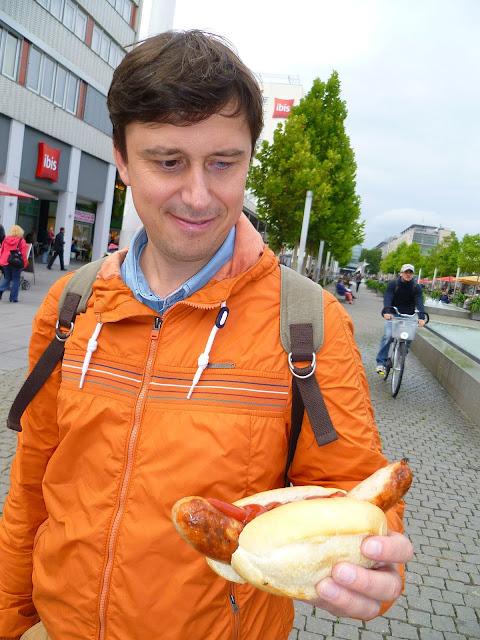 Немецкая сосиска (German sausage)