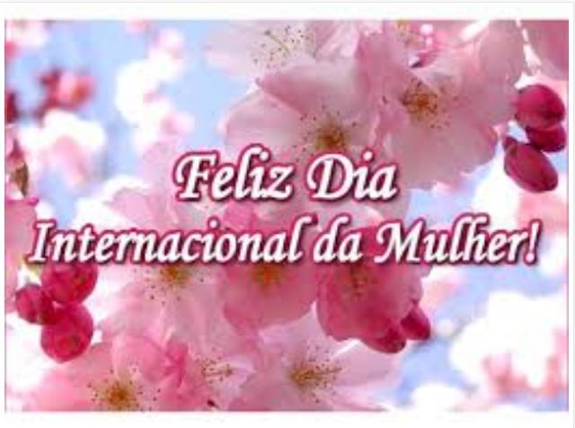 Parabéns a todas às mulheres por seu dia, homenagem do blog