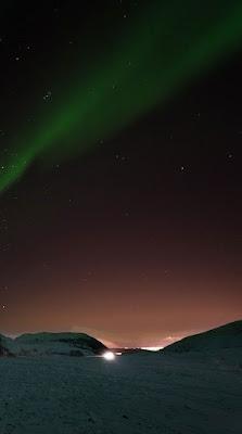aurora wallpaper for samsung phone