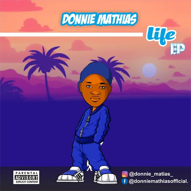Abuja based afro pop singer/songwriter, Donnie mathias drops mind blowing EP!!! LISTEN
