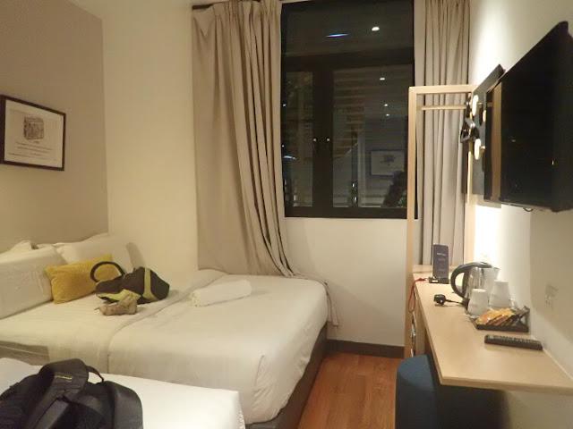 fasilitas kamar gold3 boutique hotel bukit bintang