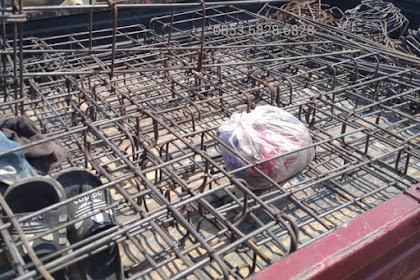 Harga Pondasi besi Cakar Ayam Lampung Ukuran 40x40 hingga 80x80