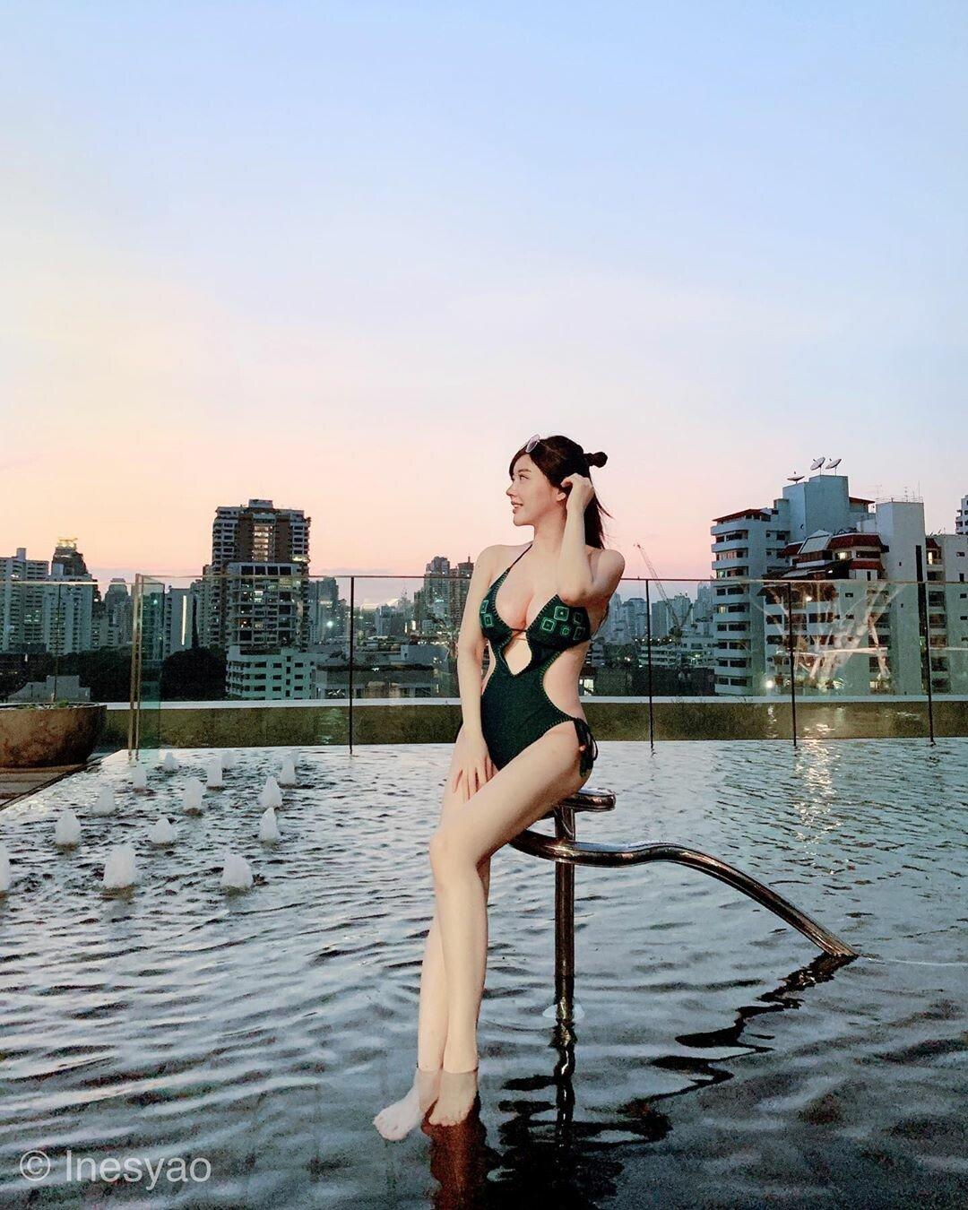 대만 모델 야오카이첸