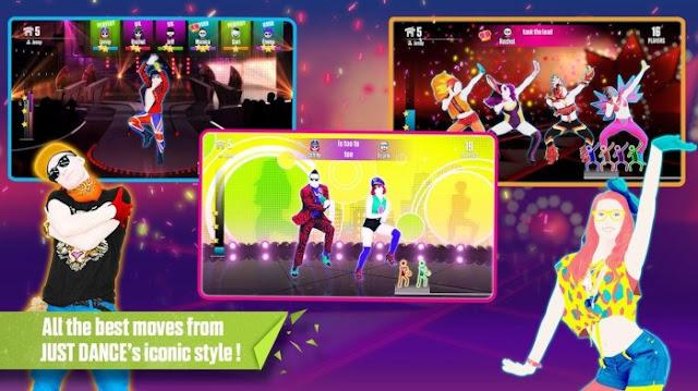 Game Dance Offline
